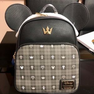 Kingdom Hearts Mickey Mouse Backpack (Loungefly)